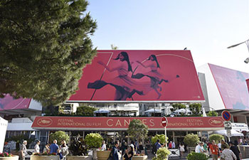 Preparations underway for Cannes International Film Festival