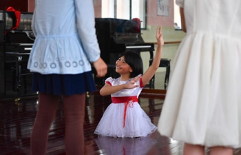 Angel without wings: 12-year-old girl and her dancing dream