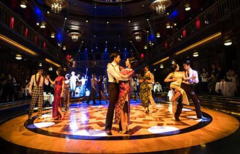 "Experiential play ""Zhiyinhao"" staged on cruise ship in C China"