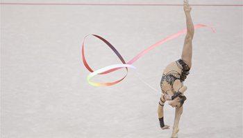 Highlights of 33rd Rhythmic Gymnastics European Championships