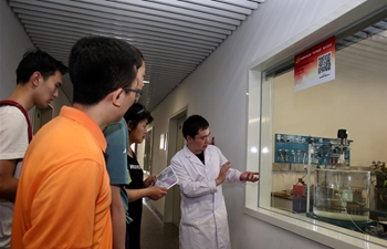"CAS research institutes participate ""Public Science Day"" in China"