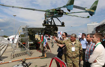 In pics: 8th Int'l military exhibition MILEX-2017 in Belarus