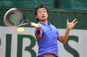 French Open: China's Wu Di loses to Uladzimir Ignatik