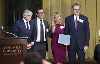 2017 Pulitzer Prize Award Ceremony held in New York