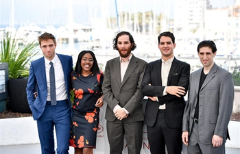"Photocall of film ""Good Time"" at 70th Cannes Film Festival"