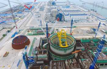 China completes construction of first Hualong One nuclear project