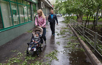 Sudden storm kills at least 11, forces 50 to seek medical assistance in Moscow