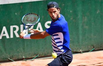 French Open: Feliciano Lopez vs. David Ferrer