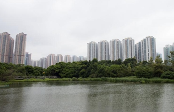 In pics: Scenery of Hong Kong Wetland Park