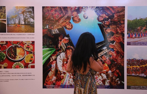 Cyprus hosts photo exhibition featuring China's Sichuan province