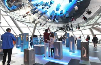 Astana Expo 2017 opens to public