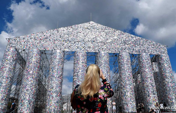 Art exhibition Documenta 14 inaugurated in Germany