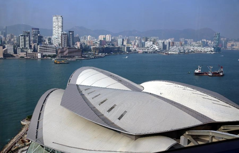 Convention and exhibition economy developed as core industry in Hong Kong