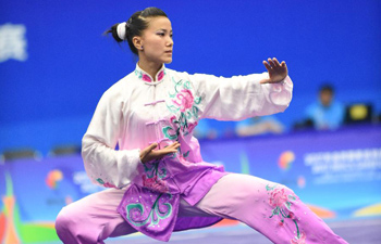 2017 BRICS Games: all round competition of Taijiquan and Taijijian