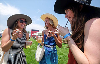 Cigar Festival Americana marked in California
