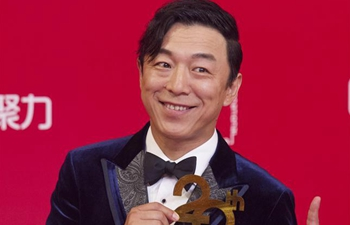 Stars dazzle at awarding ceremony of Shanghai Int'l Film Festival