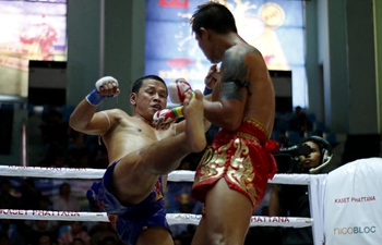 In pics: Lethwei Nation Fight of Myanmar traditional boxing match