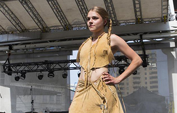 In pics: fashion show of Aboriginal History Month Celebration in Toronto