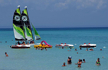 In pics: Cuba's No. 1 vacation destination Varadero