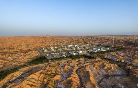 Output of Kela-2 gas field of Tarim oilfield exceeds 100 bln cubic meters
