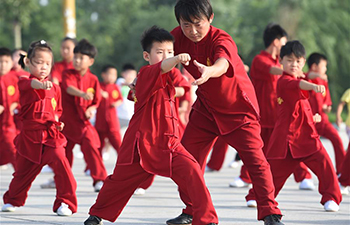 Take a look at Chinese children's summer vacation
