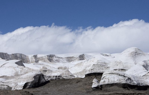 Purog Kangri glacier melts at accelerated rate in China's Tibet