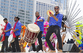 Month-long Toronto Caribbean Carnival kicks off