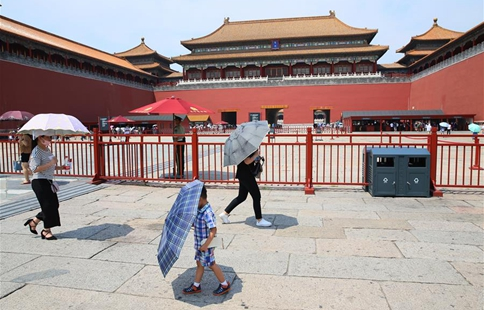 Heat wave expands in many parts of China