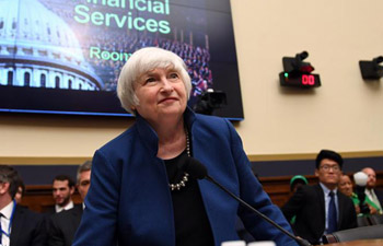 U.S. Fed chair says gradual rate hikes, balance-sheet reduction to continue