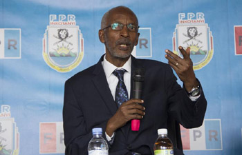 Rwanda's ruling party to launch presidential campaign