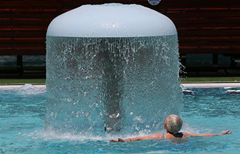 """Greece's ancient natural thermal spas of Loutraki offer visitors """"gift of life"""""""