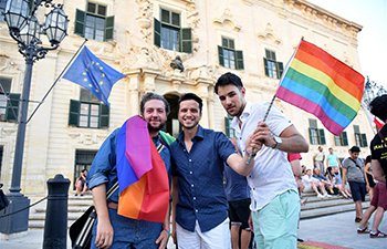 Malta on track to legalize same-sex marriage