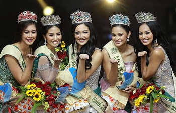 Highlights of Miss Philippines Earth coronation night