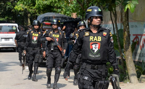 Four suspects surrender following Bangladesh force raids militant hideout