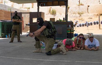 Israeli counter-terror experience becomes attraction to tourists