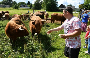 Farms participate in Open Farm Day event in Estonia