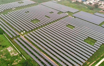 Photovoltaic panels introduced in N China to fight poverty