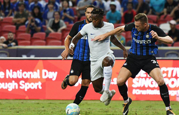 Int'l Champions Cup match: Inter Milan vs. Chelsea