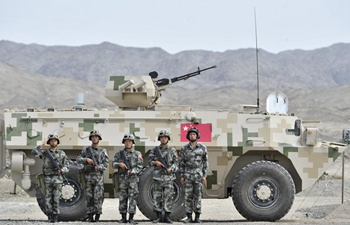 Highlights of Int'l Army Games in China's Xinjiang
