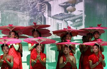 6th Chinese Cultural Performance competition held in Nepal
