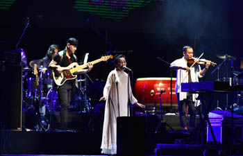 Silk Road Chinese Ethno Music Festival held in Pula, Croatia