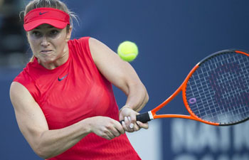 Caroline, Elina advance to final of Rogers Cup