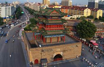 N China's Xuanhua: Historical city with strategic importance