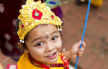 Krishna Janmasthami festival celebrated in Nepal