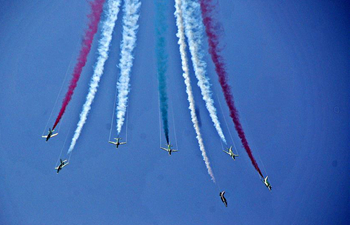 Air show held to mark Pakistan's Independence Day in Islamabad