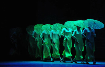 "Dance drama ""The Past of Shawan"" performed in Guizhou"