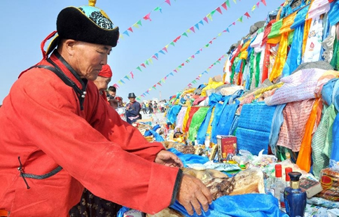 Aobao Worship Festival celebrated in Inner Mongolia