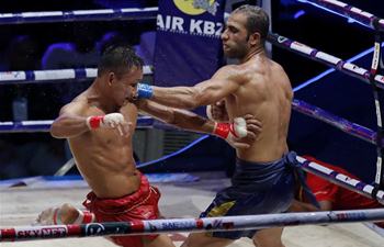 Highlights of Myanmar Lethwei World Championship