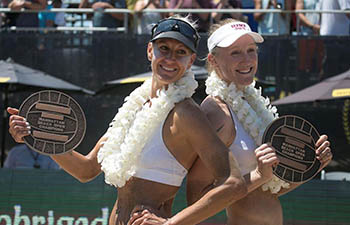 Highlights of 58th AVP Manhattan Beach Open