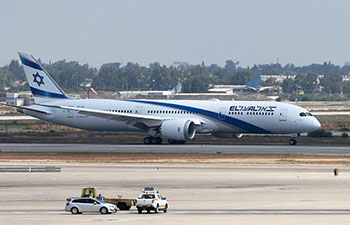 El Al Airlines takes delivery of 1st Boeing 787